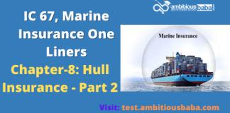 Hull Insurance – Part 2