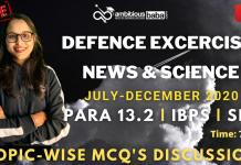 Defence and Science news (July to December 2020): Download PDF