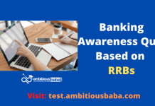 Banking Awareness Based on RRBs