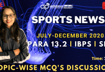 Sports News (July to December 2020): Download PDF