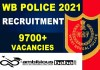 West Bengal for Police Sub Inspector & Constable Recruitment 2021 : 9720 Post check here