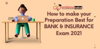 How to make your Preparation Best for BANK & INSURANCE Exam 2021