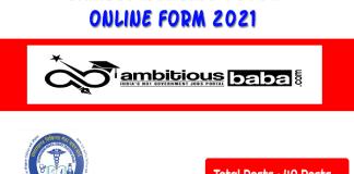UKMSSB Recruitment 2021 : 40 Post for Tutor (Nursing)
