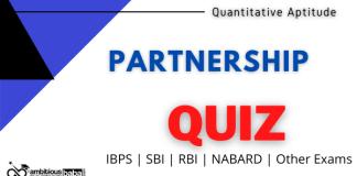 Partnership Quiz