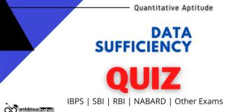 Data sufficiency Quant Quiz