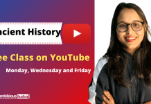 Ancient History Free Class on YouTube