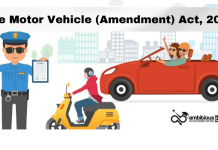 The Motor Vehicle (Amendment) Act, 2019