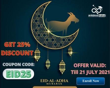 Bakra Eid offer