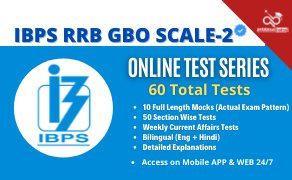 RRB GBO Scale-2 Test Series