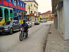 San Ignacio streets