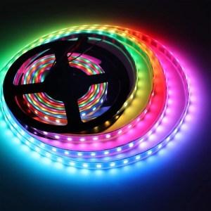 Pixels Individual Addressable LED Strip