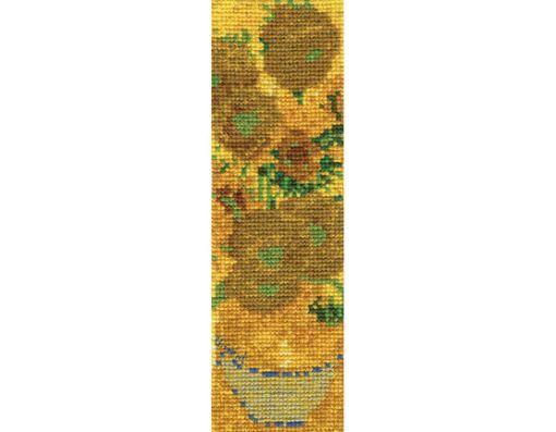 Sunfowers bookmark