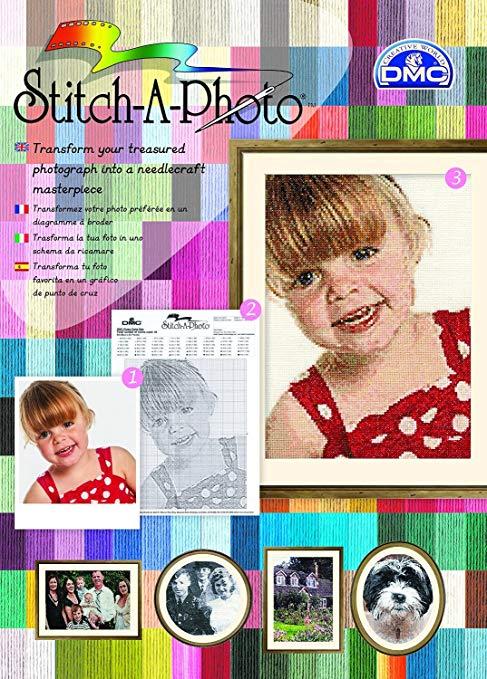stitch a photo