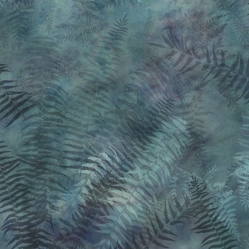 dusty teal batik fern hoffman mrd3 d21
