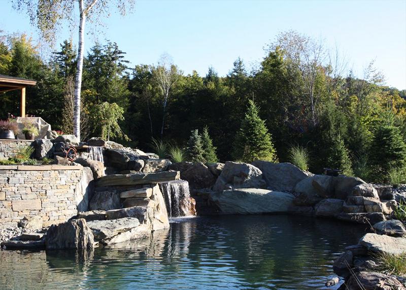 Ambler Design   Water features