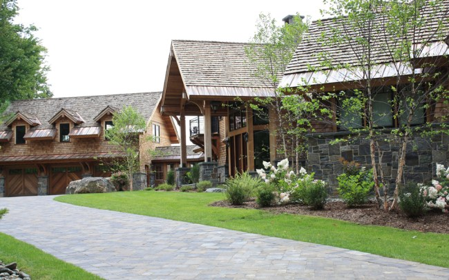 Luce Hill Residence – Ambler Design Stowe, Vermont