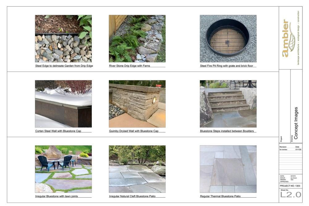 Site plans by Ambler Design