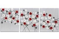 Black & Red Wall Art | Amborela