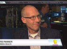 Morris Panner, CEO, Ambra Health on Cheddar.tv