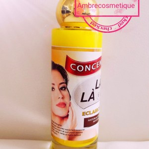 LALALA CONCENTRE ACIDES DE FRUITS & ARBUTIN ECLAIRCISSANT NATUREL
