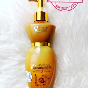 GLUTATHIONE GOLD VITAMINE C GLUTA MAGIC ACID ECLAIRCISSANT INTENSE LAIT CORPS