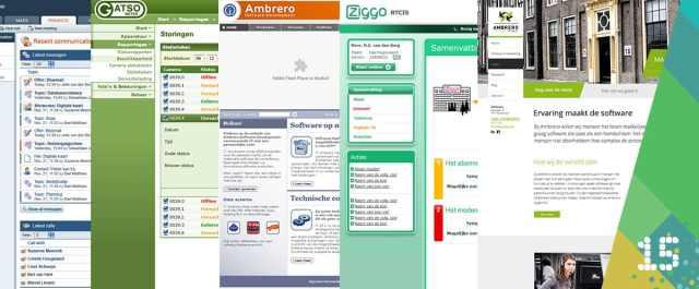 Ambrero Blog - 15 jaar Ambrero; ontwikkelingen in front end design