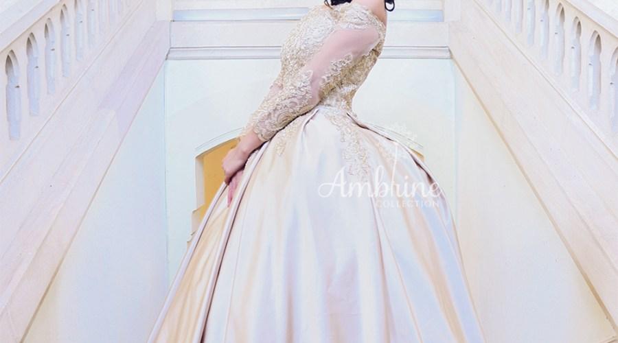 """Robe de mariée """"Précieuse"""""""