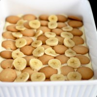 Delicious and easy banana pudding
