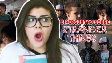 5 perguntas sobre Stranger Things | Séries | Revista Ambrosia
