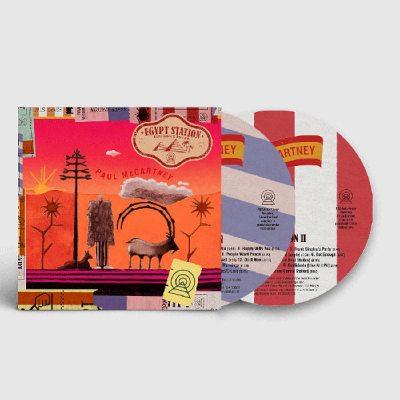 Paul McCartney anuncia nova versão de Egypt Station   Colecionáveis   Revista Ambrosia