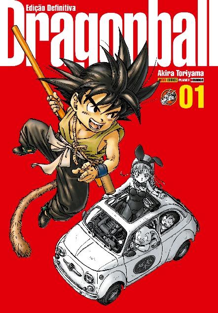 Panini lança versão de luxo de Dragon Ball | Lançamentos | Revista Ambrosia
