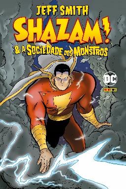 Panini lança nova série de Shazam! | Lançamentos | Revista Ambrosia