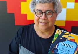 Cesar Cardoso lança seu livro Copa do Mundo do Faz de Conta no Rio | Literatura | Revista Ambrosia