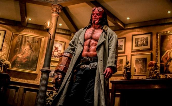 """""""Hellboy"""" versão 2019 perde a chance de criar uma nova franquia para o personagem   Críticas   Revista Ambrosia"""