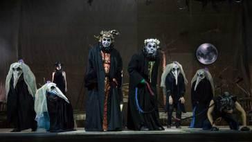 Gabriel Villela dirige Estado de Sitio, de Camus, em cartaz no Sesc Ginastico | Teatro | Revista Ambrosia