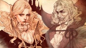 Bosses compilation of a reverse castle | Castlevania Symphony of the Night | retrô | Revista Ambrosia