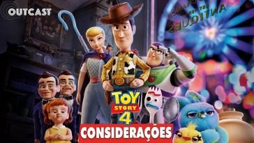 Considerações sobre Toy Story 4 no Outcast! | Videos | Revista Ambrosia