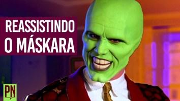 25 anos do filme O Máskara, com Jim Carrey | Movie | Revista Ambrosia