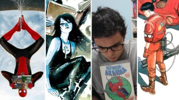 DC cancela Vertigo, JJ Abrams no Homem-Aranha, Akira... | Data | Revista Ambrosia