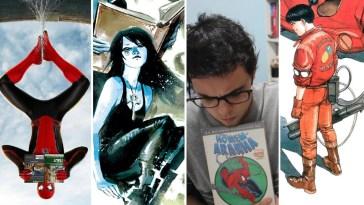DC cancela Vertigo, JJ Abrams no Homem-Aranha, Akira... | Alan Moore | Revista Ambrosia