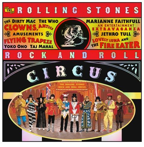 O Circo dos Rolling Stones está de volta | Colecionáveis | Revista Ambrosia