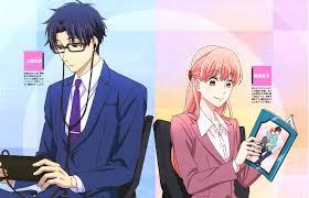 Um romance otaku em Wotakoi ni Koi wa muzukashii | Mangá | Revista Ambrosia