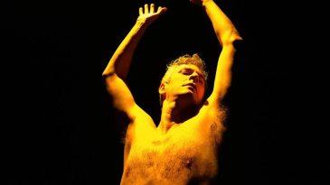 - yellow bastard 03 credito diogo liberano - Cia Teatro Inominável estreia o monólogo Yellow Bastard no CCBB RJ