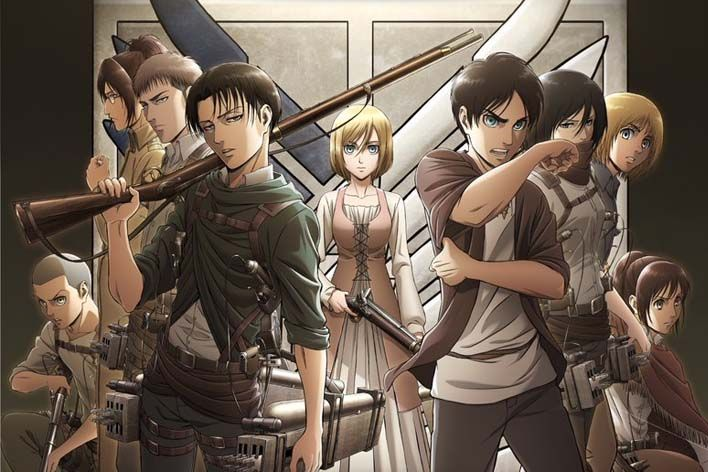 Temporada final de Attack on Titan chega em 2020 | Anime | Revista Ambrosia