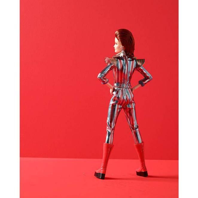 Barbie ganha versão Ziggy Stardust   Colecionáveis   Revista Ambrosia