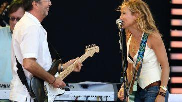 Eric Clapton e Sheryl Crow regravam George Harrison | Música | Revista Ambrosia