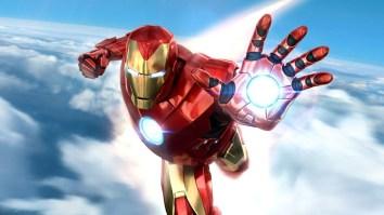 Game XP 2019 - Testamos Iron Man VR | Game XP 2019 | Revista Ambrosia