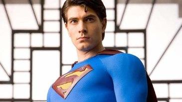 - Superman - Brandon Routh voltará a ser o Superman