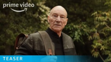 Star Trek: Picard ganha novo trailer na SDCC | Star Trek | Revista Ambrosia