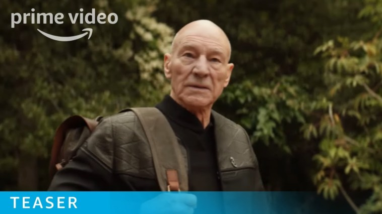 Star Trek: Picard ganha novo trailer na SDCC | Star Trek | Revista Ambrosia